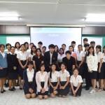 Suan Sunandha Rajaphat 大学にてセミナーを開催