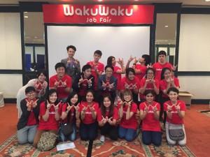 WakuWakuチーム